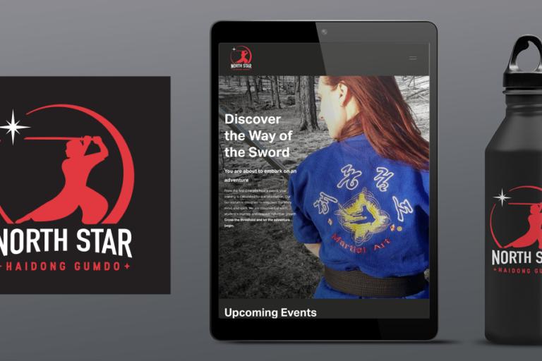 north star design piece