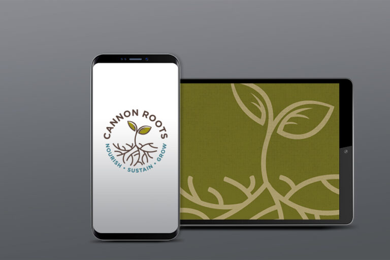 cannon roots logo on devices