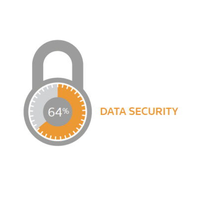 Data Security Pie Chart