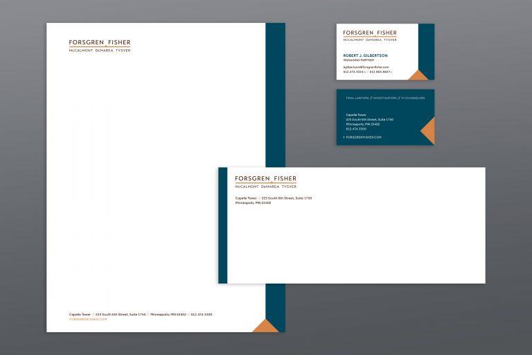Forsgren Fisher business system identity work