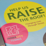 Inner City Tennis printed materials