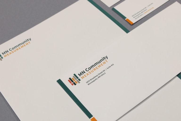 MN Community Measurement printed materials