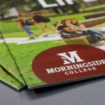 Morningside College printed materials