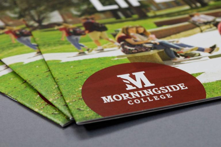 Morningside College printed materials