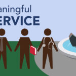 Meaningful service animation still