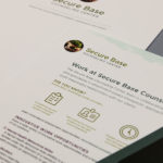 Secure Base Printed materials