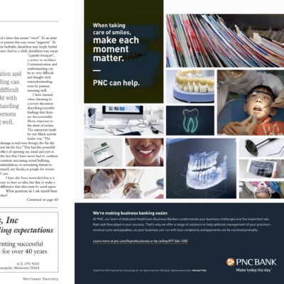 Ad in Trade Publication