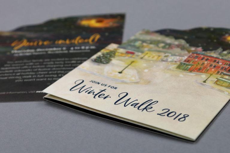 Winter Walk invite 2018